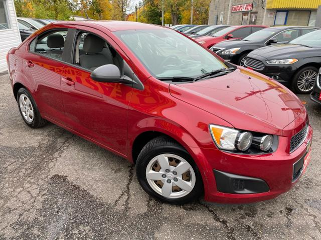 2013 Chevrolet Sonic LS/AUTO/BLUETOOTH/PWR LOCKS/ TILT