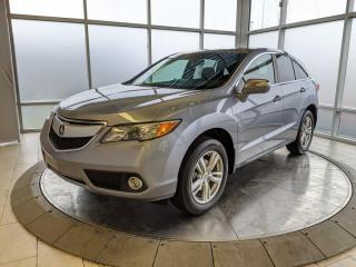 Used 2013 Acura RDX TECH PKG | Heated Leather | Sunroof | NAV for sale in Edmonton, AB