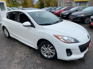 Used 2012 Mazda MAZDA3 GS/ AUTO/ SUNROOF/ BLUETOOTH/ PWR GROUP/ ALLOYS ++ for sale in Scarborough, ON