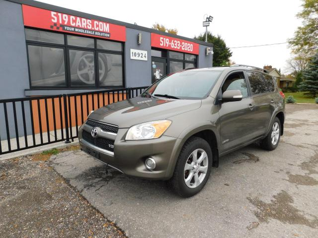 2011 Toyota RAV4 LIMITED | Leather | SUNROOF | V6 | GPS
