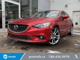 Used 2015 Mazda MAZDA6 GT for sale in Edmonton, AB