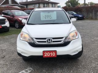 Used 2010 Honda CR-V EX for sale in Hamilton, ON
