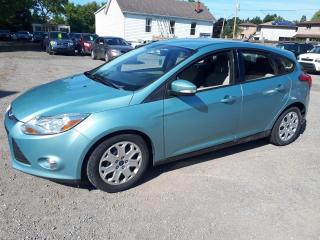 Used 2012 Ford Focus SE for sale in Oshawa, ON