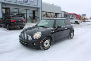 Used 2013 MINI Cooper Baker Street Special Edition for sale in Calgary, AB