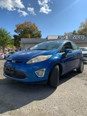 Used 2011 Ford Fiesta SES for sale in Toronto, ON