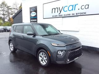 Used 2020 Kia Soul EX HEATED SEATS, ALLOYS, BACKUP CAM!! for sale in Kingston, ON