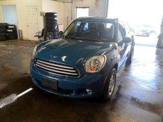 Used 2011 MINI Cooper Countryman Base for sale in Scarborough, ON