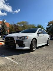 Used 2015 Mitsubishi Lancer Evolution GSR Final Edition for sale in Toronto, ON