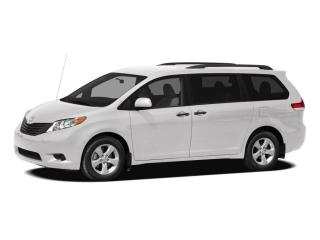 Used 2012 Toyota Sienna for sale in Calgary, AB