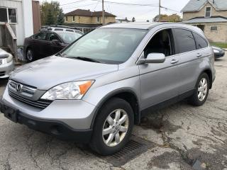 Used 2007 Honda CR-V EX-L for sale in Cambridge, ON