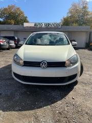 Used 2011 Volkswagen Golf COMFORTLINE for sale in Toronto, ON