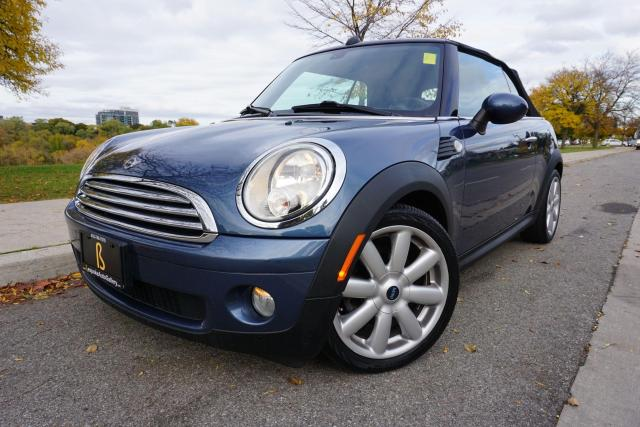 2010 MINI Cooper Convertible CONVERTIBLE / NO ACCIDENTS / SUPER FUN / LOCAL CAR