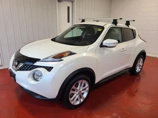 Used 2016 Nissan Juke SV for sale in Pembroke, ON