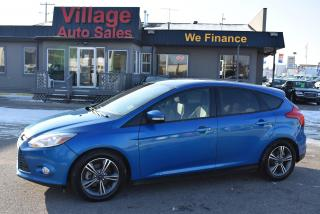 Used 2014 Ford Focus SE LOW KM! BLUETOOTH! AM/FM RADIO! for sale in Saskatoon, SK