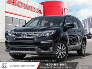 New 2021 Honda Pilot EX APPLE CARPLAY™ & ANDROID AUTO™ | REMOTE ENGINE STARTER | HONDA SENSING TECHNOLOGIES for sale in Cambridge, ON