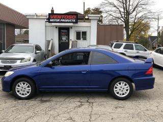 Used 2005 Honda Civic LX for sale in Cambridge, ON