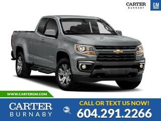 New 2021 Chevrolet Colorado Z71 for sale in Burnaby, BC