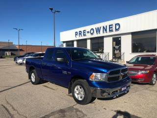 Used 2014 RAM 1500 ST for sale in Brantford, ON