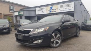 Used 2011 Kia Optima EX Luxury Pano-Roof/Backup Cam for sale in Etobicoke, ON