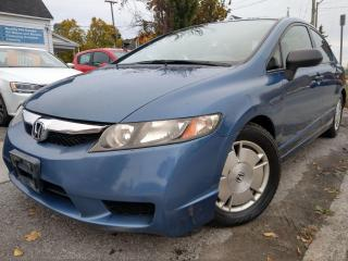 Used 2009 Honda Civic DX-G for sale in Ottawa, ON
