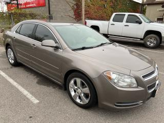 Used 2011 Chevrolet Malibu LT Platinum  ** HTD SEATS, BLUETOOTH , CRUISE ** for sale in St Catharines, ON