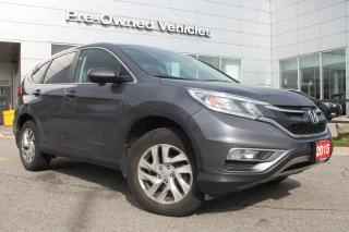 Used 2015 Honda CR-V EX ONE OWNER TRADE CRV XE WITH ONLY 69621 KMS. for sale in Toronto, ON