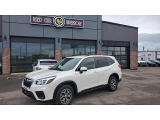 Used 2019 Subaru Forester 2.5i Convenience for sale in Thunder Bay, ON