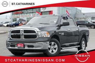 Used 2017 RAM 1500 ST Real Clean | Tubes | Spray Liner | Accident Free for sale in St. Catharines, ON