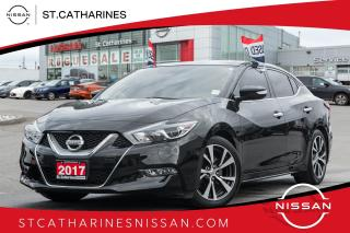 Used 2017 Nissan Maxima SL Roof | Leather | Navi | Accident Free for sale in St. Catharines, ON