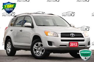 Used 2012 Toyota RAV4 4WD | 2.5L I4 ENGINE | LOW KMs for sale in Kitchener, ON