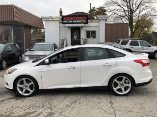 Used 2012 Ford Focus Titanium for sale in Cambridge, ON