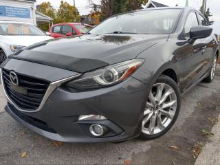 Used 2014 Mazda MAZDA3 GT-SKY for sale in Ottawa, ON