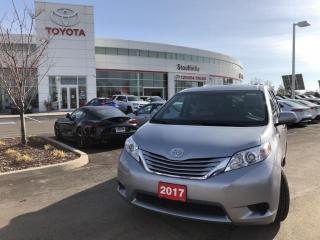 Used 2017 Toyota Sienna LE 8 Passenger LE 8-PASSENGER - BACKUP CAMERA - HEATED FRONT SEATS for sale in Stouffville, ON