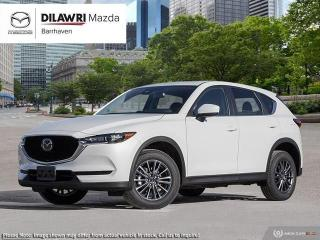 New 2021 Mazda CX-5 GS for sale in Ottawa, ON