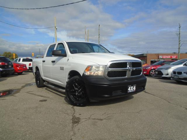 """2013 RAM 1500 4WD Crew Cab 140.5"""" ALLOY NEW TIRE+NEW BRAKES SAFE"""