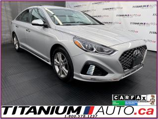Used 2019 Hyundai Sonata SPORT+Camera+Sunroof+Blind Spot+Heated Power Seats for sale in London, ON