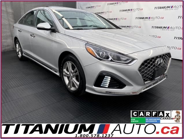 2019 Hyundai Sonata SPORT+Camera+Sunroof+Blind Spot+Heated Power Seats