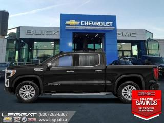 New 2021 GMC Sierra 1500 Denali - Diesel Engine for sale in Burlington, ON