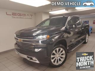 New 2021 Chevrolet Silverado 1500 High Country for sale in Burlington, ON