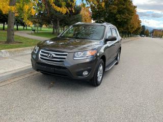 Used 2012 Hyundai Santa Fe GL for sale in Kelowna, BC
