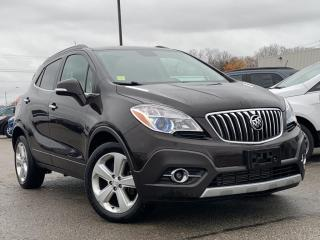 Used 2015 Buick Encore Convenience for sale in Midland, ON