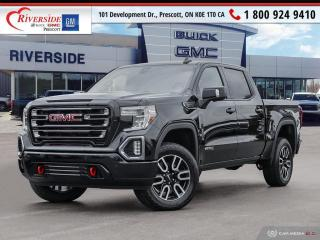 New 2021 GMC Sierra 1500 AT4 for sale in Prescott, ON