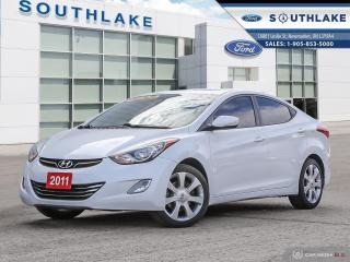 Used 2011 Hyundai Elantra for sale in Newmarket, ON