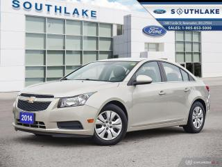 Used 2014 Chevrolet Cruze 1LT for sale in Newmarket, ON