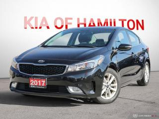 Used 2017 Kia Forte EX for sale in Hamilton, ON