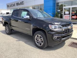 New 2021 Chevrolet Colorado LT for sale in Listowel, ON