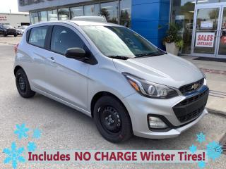 New 2021 Chevrolet Spark LS Manual for sale in Listowel, ON