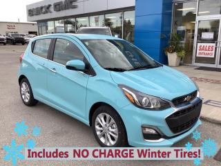 New 2021 Chevrolet Spark 2LT CVT for sale in Listowel, ON