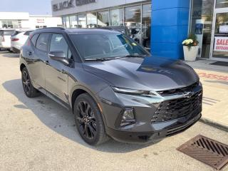 New 2021 Chevrolet Blazer RS for sale in Listowel, ON