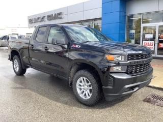 New 2021 Chevrolet Silverado 1500 Work Truck for sale in Listowel, ON